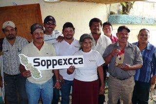 Mitglieder des Vorstands von Soppexcca